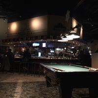 Photo taken at Triple B's Restaurant Bar & Billiard's by Sheryl R. on 2/6/2016