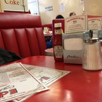 Photo taken at Ed's Easy Diner by betty d. on 4/7/2013