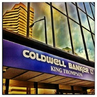 Photo taken at COLDWELL BANKER King Thompson by M J. on 1/15/2013
