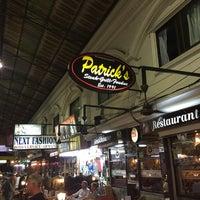 Photo taken at Patrick's Belgian Restaurant by Haru on 2/20/2016