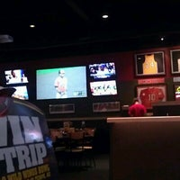 Photo taken at Buffalo Wild Wings by Jessica H. on 9/25/2012