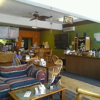 Photo taken at Cascade Coffee House by Susan C. on 1/8/2013