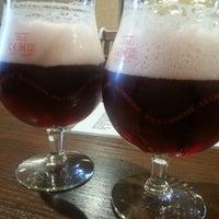 Photo taken at Cafetaria sporthal HoGent, bij Anneke by Maude B. on 5/28/2014