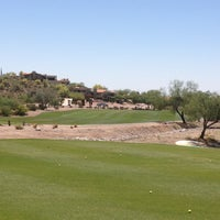 Photo taken at Gold Canyon Golf Resort And Spa by Bruce M. on 5/2/2013