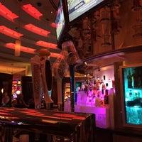 Photo taken at Xhibition Bar by Hank L. on 9/8/2014