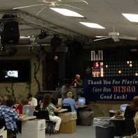 Photo taken at Cave Run Bingo Hall by Bill R. on 9/22/2012