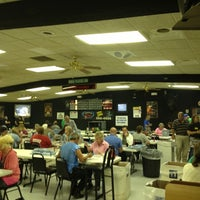 Photo taken at Cave Run Bingo Hall by Bill R. on 9/29/2012