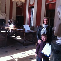 Photo taken at Towneley Hall by Richard S. on 3/29/2013