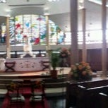 Photo taken at Iglésia De Nuestra Señora Del Pilar by Sandra E. on 3/16/2013