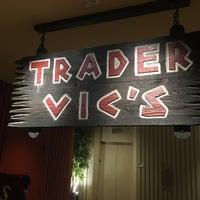 Photo taken at Trader Vic's by Jon-Paul C. on 5/28/2016