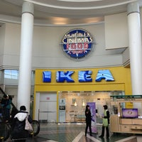 Photo taken at IKEA Long Island by QQ on 3/9/2013