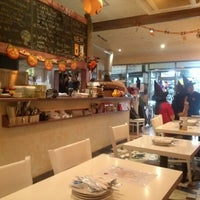 Photo taken at The Pizza Peel by kookoo n. on 10/27/2012