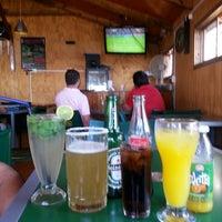 Photo taken at Kangurú Pub by Jose L. on 2/18/2014