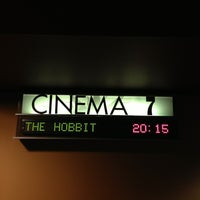 Photo taken at AMC Cinema by Murat M. on 2/13/2013