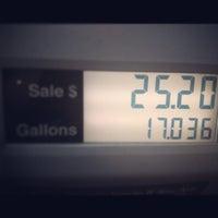 Photo taken at GetGo Gas Station by John W. on 12/19/2012