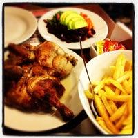 Photo taken at Pardos Chicken by Daniel on 7/15/2012