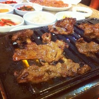 Photo taken at Seoul House Restaurant 滿城韓國餐廳 by Michael C. on 6/1/2012