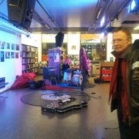 Photo taken at Kirjasto 10 by Riku N. on 12/17/2012