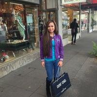 Photo taken at Chapel Street by Jen O. on 10/25/2013