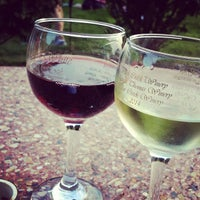 Photo taken at Chateau Thomas Winery by Alex S. on 9/21/2014