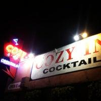 Photo taken at Cozy Inn by Jethro P. on 2/16/2013