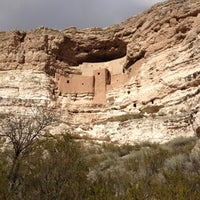 Photo taken at Montezuma Castle National Monument by Randi on 12/16/2012