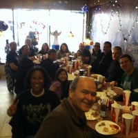 Photo taken at Filippos Famous Pizza by Rosemarie S. on 1/7/2013