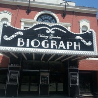 Photo taken at Victory Gardens Biograph Theater by Marie on 8/10/2013