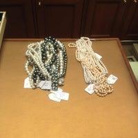 Photo taken at Mangatrai Pearls & Jewellers by Danny L. on 4/2/2014