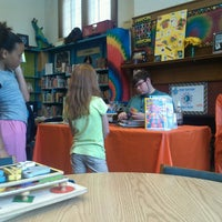 Photo taken at Indianapolis Marion County Public Library - East Washington Branch by mary p. on 6/27/2013