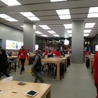 Photo taken at Apple Store, The Americana at Brand by Bryan R. on 12/22/2012