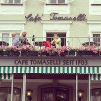 Photo taken at Cafe Tomaselli by Regina J. on 6/23/2015