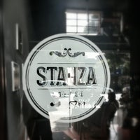 Photo taken at Stanza Coffee by Parker D. on 3/30/2014