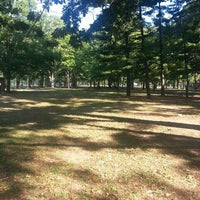 Photo taken at Eisenhower Park Field 2 by Jason M. on 8/9/2014