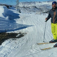Photo taken at Caviahue Ski Center by Pablo M. on 8/23/2016