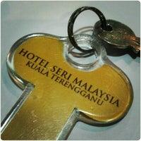 Photo taken at Hotel Seri Malaysia by thaqif o. on 3/8/2013
