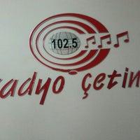Photo taken at Radyo Çetin by Salih Y. on 6/11/2015