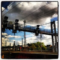 Photo taken at Gare SNCF du Mans by Mr-Lorenzo on 10/12/2012