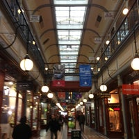 Photo taken at Adelaide Arcade by Jude P. on 7/4/2013
