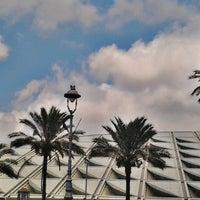 Photo taken at Bibliotheca Alexandrina by Ariff R. on 6/16/2013