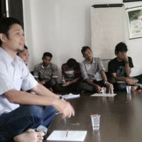 Photo taken at FBA Office by Ade Tarmia L. on 10/1/2015