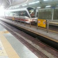 Photo taken at Stesen Sentral Kuala Lumpur by Claire 彩. on 11/9/2012