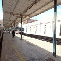 Photo taken at Estación de Cartagena by Tomas S. on 12/19/2012