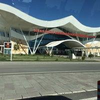 Photo taken at Sivas Nuri Demirag Havaalani (ic hatlar) by Melih A. on 6/21/2016