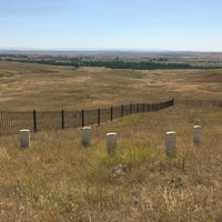 Photo taken at Little Bighorn Battlefield National Monument by Lizzie B. on 8/21/2016