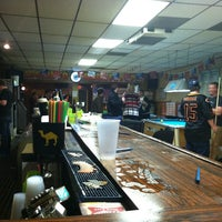 Photo taken at Short Stop Lounge by Cyprian F. on 12/24/2012