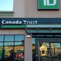 Photo taken at TD Canada Trust by ScottinVictoria on 7/29/2014