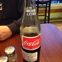 Photo taken at Malena's Taco Shop by Rachel M. on 3/19/2014
