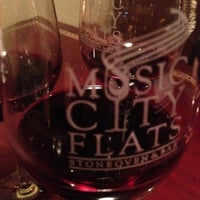 Photo taken at Music City Flats by Elizabeth G. on 12/1/2012