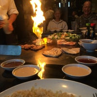 Photo taken at Yamato Japanese Steakhouse by Peter F. on 2/1/2015
